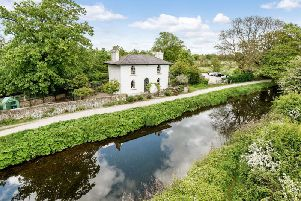 House hunters are being offered a rare chance to buy a piece of Ripon history, now thatthe Grade II listed former home of the city's lock-keeper has beenput up for sale.