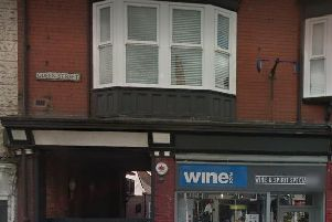 A man has been charged following the incident at the Wine Rack on Queen Street. Picture: Google.