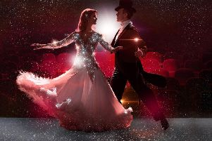 The Strictly stars are taking a new show on the road