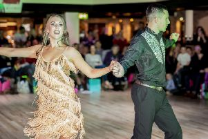 Strictly Get Dancing in bid to help hospice
