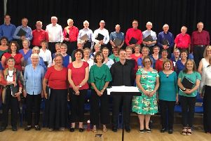Invitation to join singers at two free rehearsals