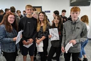 Rossett pupils gain top GCSE results
