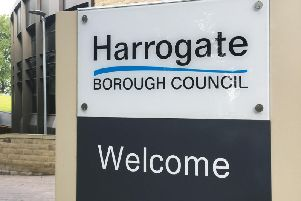 Supporting a sustainable future on traffic in Harrogate and Knaresborough - Harrogate Borough Council.