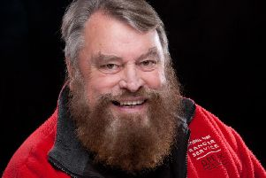 Coming to Harrogate Film Festival - Actor and explorer Brian Blessed who has appeared in everything from Doctor Who to Kenneth Branaghs Shakespeare films