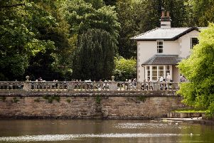 Under the new proposals, Studley tearoom would no longer be free to access. Picture: The National Trust.