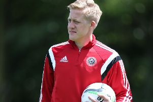 Nick Cox, director of Sheffield United's pioneering academy programme � BLADES SPORTS PHOTOGRAPHY