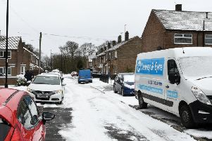 Gibbons Drive. Picture: Andrew Roe/The Star