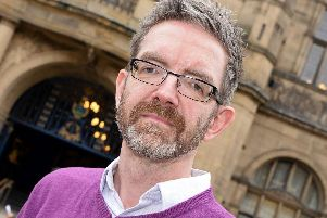 Phil Holmes, director of adult services at Sheffield Council.