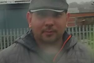 Police want to speak with this man.