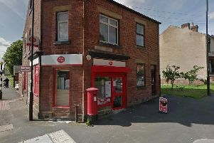 Wincobank Post Office. Picture: Google