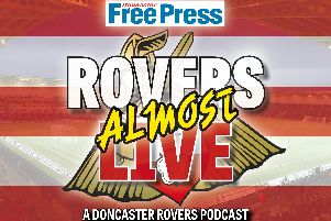 Rovers Almost Live