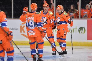 Mark Matheson and Steelers