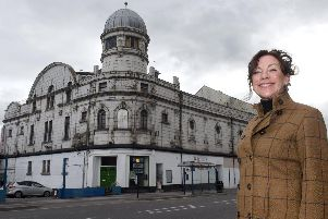 Michelle Shires at Abbeydale Picture House, one of her favourite things