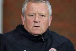 Sheffield United manager Chris Wilder was pleased with his team's display