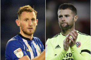 Tom Lees and Oliver Norwood