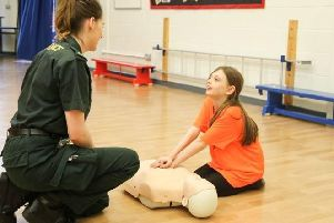 Paramedic science students at Sheffield Hallam University are delivering first aid sessions to primary schools in South Yorkshire