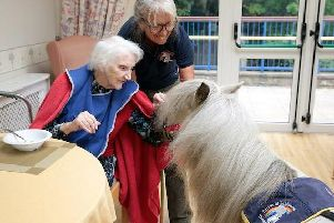 Smile at Lightwood bringing smiles to faces to residents in Sheffield care homes