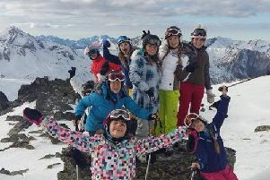 Hats off to every teacher  that has been involved in running a skiing trip this half term week.