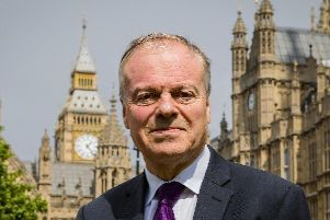 Sheffield South East MP Clive Betts.