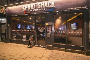 The Sports Shack in Hillsborough