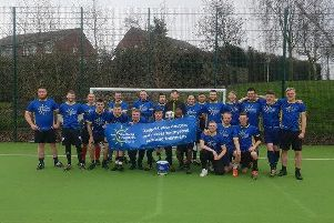 A charity day by Ballers FC Sheffield raised nearly 2,000