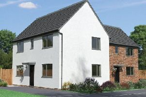 The semi-detached Hewick style home
