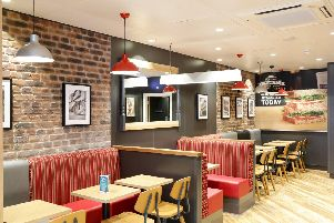 Leading food-on-the-go-retailer, Greggs, has remodelled its shop at 21 Market Place in Sheffield.