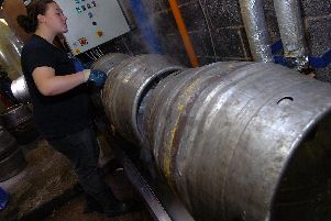 Abbeydale Brewery, is hosting its first major event since itsrecent expansion.