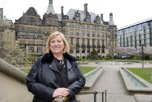 Sheffield tourism manager Wendy Ullyett