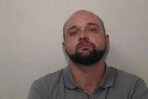 Steven Lee Moores. Picture: Greater Manchester Police