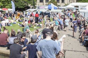 Sheffield food festival draws in thousands of people each year
