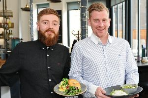 Assistant manager Sammy Murphy and Matt Andrews-Careless, general manager, pictured. Picture: Marie Caley NSTE-20-05-19-Gatehouse-5