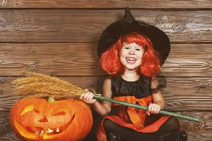 Do you celebrate Halloween at home?