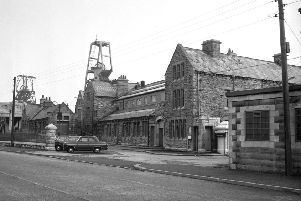 Whitburn Colliery closed in April 1968.