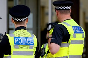 Assaults on police officers causing injury are now recorded separately to those on members of the public.