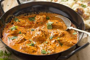 Eight North East restaurants are in the running to be named the best curry house in England (Photo: Shutterstock)