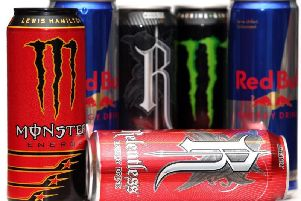 Energy drinks? Can it.