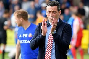 Jack Ross could see these players arrive and depart today.