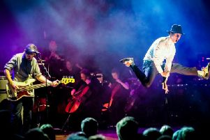 Maximo Park at the RNS Rocks (Image: TyneSight Photographic)