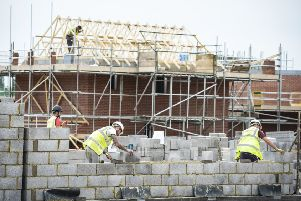 Labour promise to invest in new affordable homes. Picture by Ben Birchall/PA Wire
