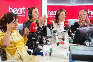 The Spice Girls will play Sunderland's Stadium of Light in June 2019. Picture: PA.