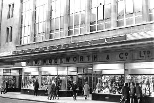 Woolworths in King Street, South Shields, pictured in 1968.