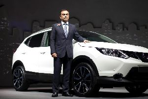 Carlos Ghosn was dismissed by Nissan following his arrest. Picture: PA.