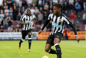 Rolando Aarons has been tipped to shine at Sheffield Wednesday