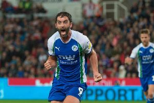 Will Grigg.