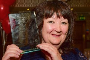 Jacqui Ramshaw won the Midwife of the Year Award at last year's Sunderland & South Tyneside Best of Health Awards.