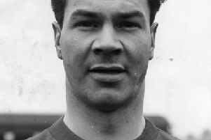 Former South Shields footballer Tommy Passmore pictured in 1966.