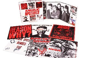Angelic Upstarts  The Albums 1983-91 (Captain Oi!/Cherry Red Records)
