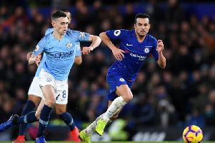 Newcastle United were reportedly interested in Phil Foden