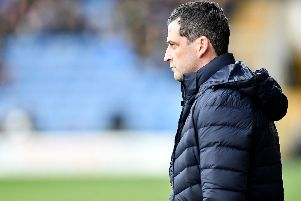 Jack Ross has offered some key updates ahead of the visit of Gillingham